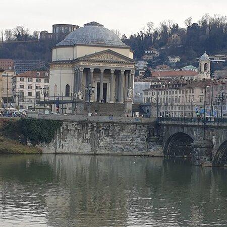 Turin, Italy: Gran Madre di Dio