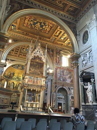 Rome, Italy: Kostel