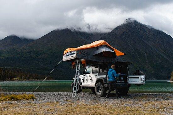 Overland Alaska