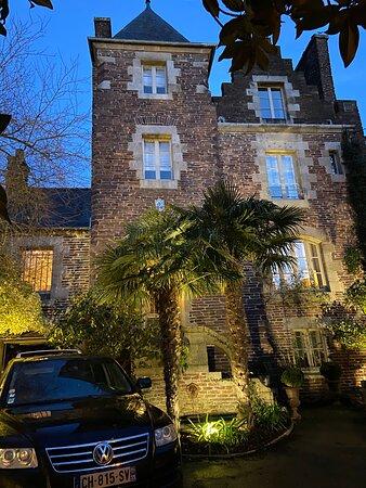 Sous le charme du Castel Jolly !