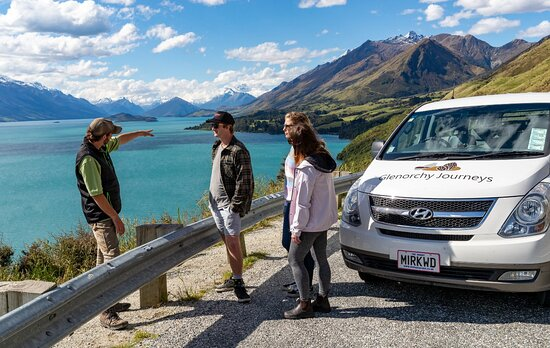 Glenorchy, New Zealand: Scenic Tour, stopping at Bennetts Bluff