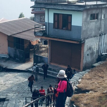 dhampus trek in nepal pokhara welcome to visit all of you