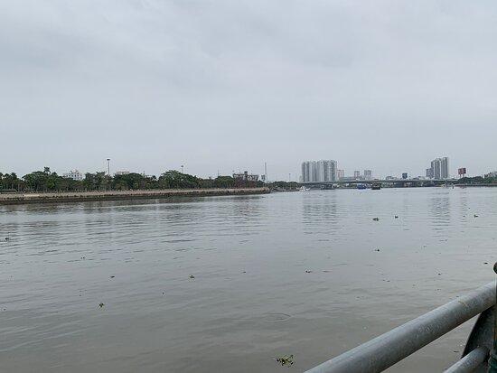 Ho Chi Minh City, Vietnam: Saigon River