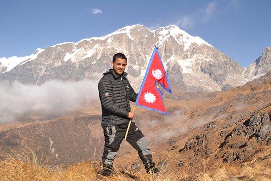 Pokhara, Nepal: 5 nights 6 days  tantaing kori kapuche ice lake  camping trekking