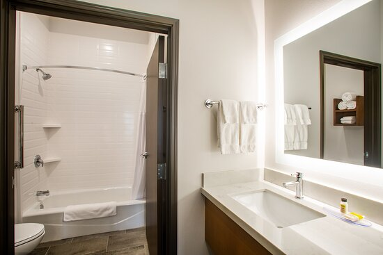 Beautifully appointed Bathrooms with separate dressing area