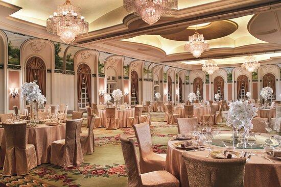 The Ritz-Carlton Ballroom - Wedding Reception