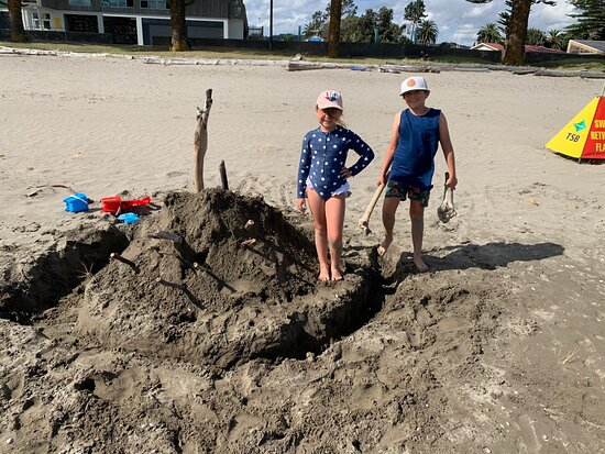 Waikanae Beach Playground
