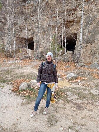 Shiryaevo, Oroszország: Поздняя осень в с. Ширяево тоже хороша. Здесь главное - тёплая одежда, веселая компания и вишнёвая наливка от дедульки с пристани.