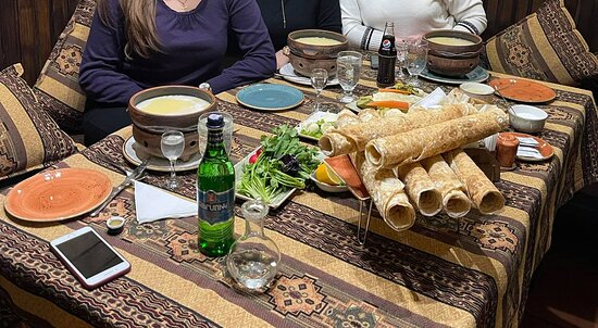 """""""Khash"""", an Armenian traditional dish for cold winter mornings... Delicious!!!!"""