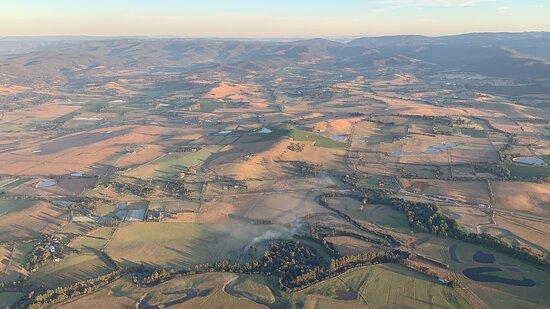 Yarra Valley Balloon Flight at Sunrise Φωτογραφία