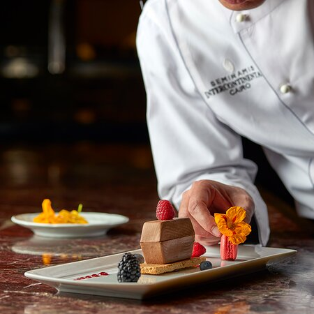 If you are looking for a truly unique dining experience, the Grill has it all. You won't regret it!