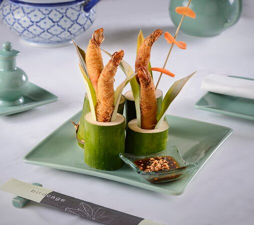 Award-winning BirdCage brings the delectable flavours of Thailand to the heart of Cairo.