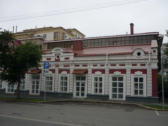 Cinema building Kolibri