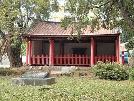 Fengshanjiucheng Kongmiao Chongsheng Temple
