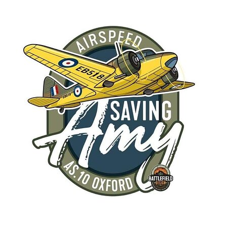 The Saving Amy  Project, based at Hangar 42, is the UK's only WW2 Airspeed Oxford restoration project.  Funding is purely from Public Donation.  Text the word Oxford from a UK Mobile Telephone to number 70331 to Donate £3