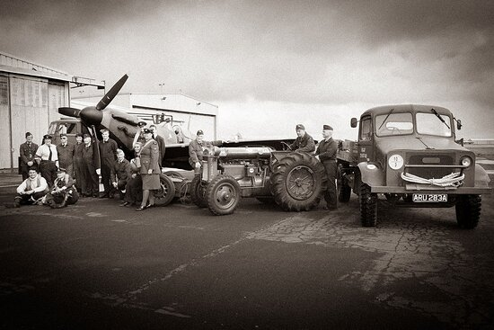 Blackpool is one of England's top short stay vacation spots.  Hangar 42 is Lancashire's only Aviation Museum, opening to the Public on Tuesdays and Thursdays from 10:30 - 16:00 hours.