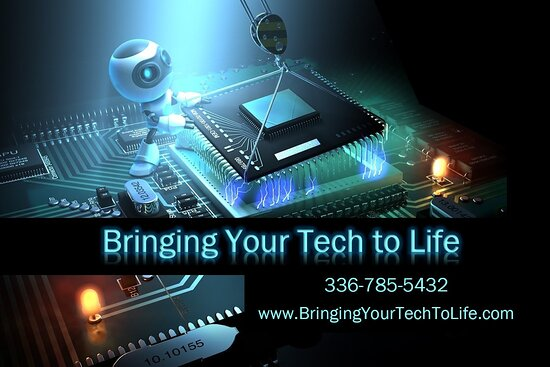 Bringing Your Tech to Life