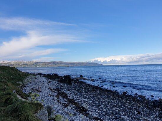 Glenarm Coastal Walk