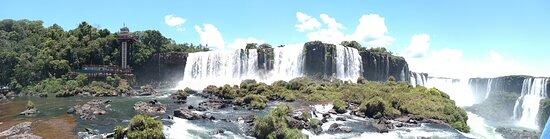 Iguazu Falls Admission Ticket: Brazilian Side: Cataratas do Iguaçu