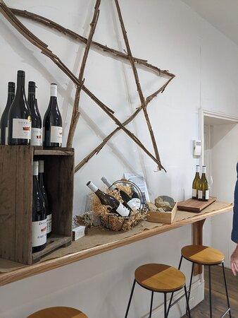 Granton, Australia: Beautiful wines