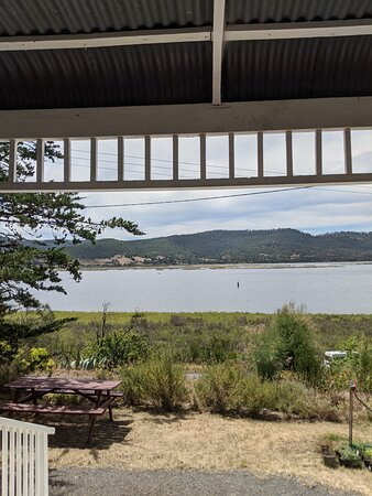 Granton, Australia: Fabulous view of the Derwent River