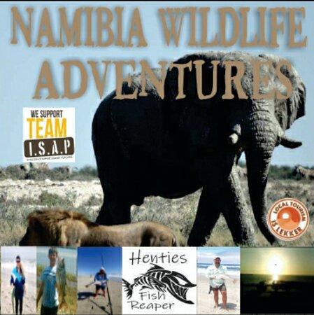 Hentiesbaai, Namibia: Wildlife Adventures Tours & Safari's Namibia