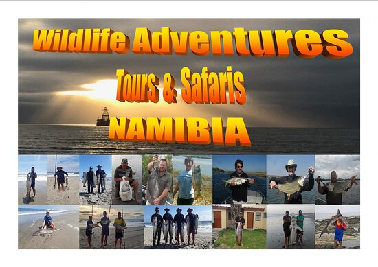Hentiesbaai, Namibia: Our love for nature, 4x4 safaris and fishing has culminated in the creation of Wildlife Adventures Tours & Safaris and drives us to share these fantastic experiences with you. If you appreciate the outdoors, enjoy fishing as sport or recreation, we would like to invite you to join us on any one or all of the tours we offer. We will take you where that great catch awaits you, where the big 5 still roam free, and where you will experience Namibia like never before…