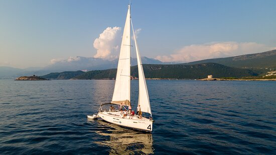 Montenegro: яхтинг в Черногории