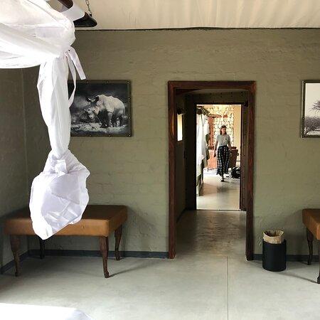 Impressionen von der Etosha Oberland Lodge Nähe Etosha Park Süd
