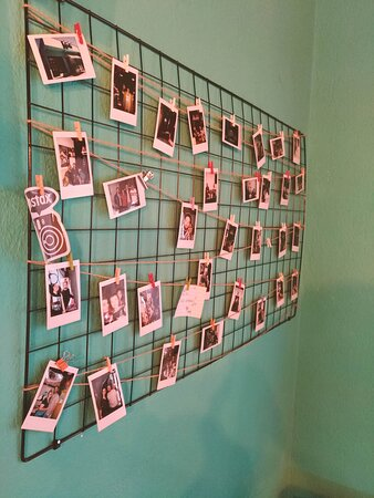 Instax Wall Photos