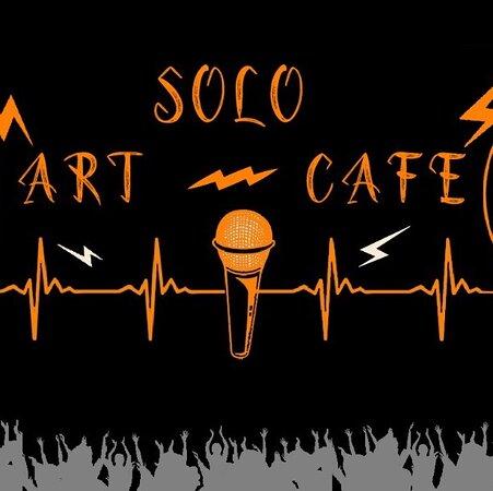 Marrakech, Marruecos: Welcome to solo art cafe   Do you art with us