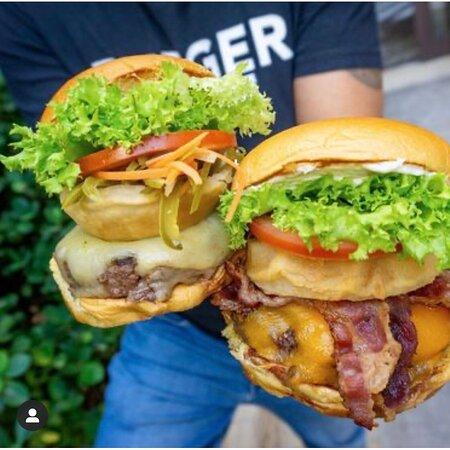 Marrakech, Marruecos: Burger