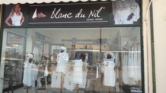 Le Desir Shopping Kiotari Rhodes