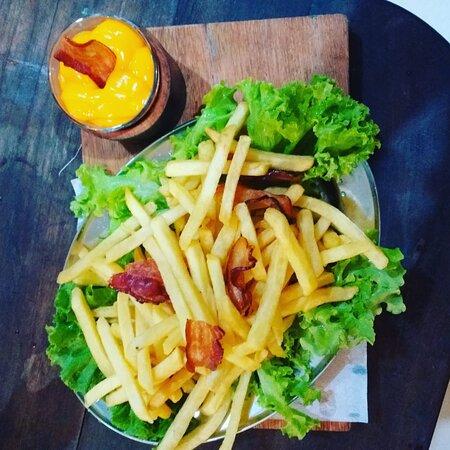 Machadinho d'Oeste: porção batata
