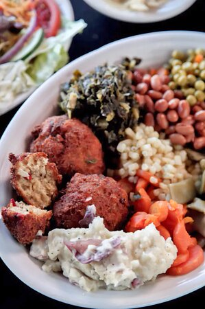 Our traditional Southern buffet is sure to please!
