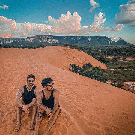 6 days and 5 nights - Quilombola Experiences in Jalapao: Dunas do Jalapão