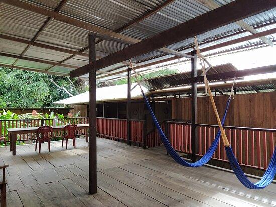 Loreto Mocagua, Colombia: Áreas comunes