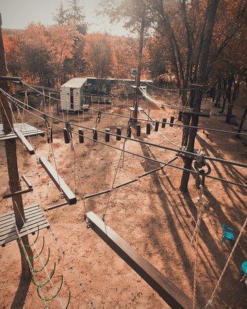 Parque ArVolar juegos en altura más de 42 juegos, 3 niveles adultos y parque infantil, diversión asegurada