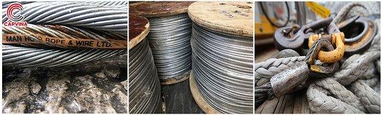 Ho Chi Minh City, Vietnam: Công ty Dây Cáp Thép Việt Nam là đơn vị đi đầu trong lĩnh vực cung ứng dây cáp thép tại thị trường Việt Nam.