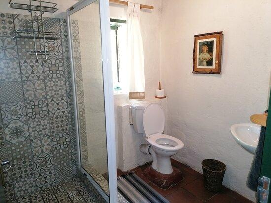 Fynbos bathroom 1