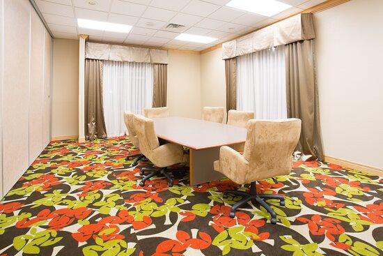 Meet in Our Boardroom-Holiday Inn Express Lexington Nebraska