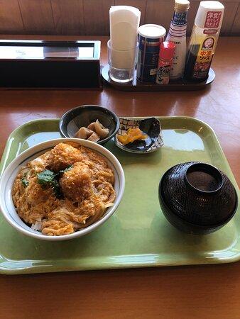 Yokohama-machi, اليابان: ほたて丼