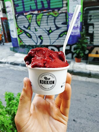 Handmade, original ice cream for every liking!