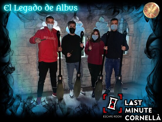 ‪Last Minute Cornella Escape Room‬