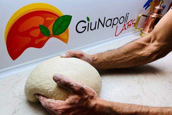 GiuNapoli Neapolitan Pizza Connections