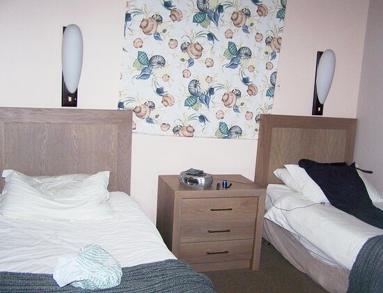 Second bedroom in unit