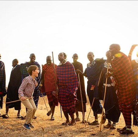 Vườn quốc gia Serengeti, Tanzania: Happiness
