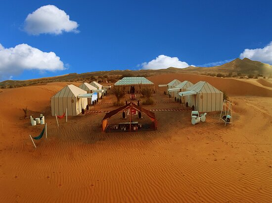 Camel Trips Luxury Camp