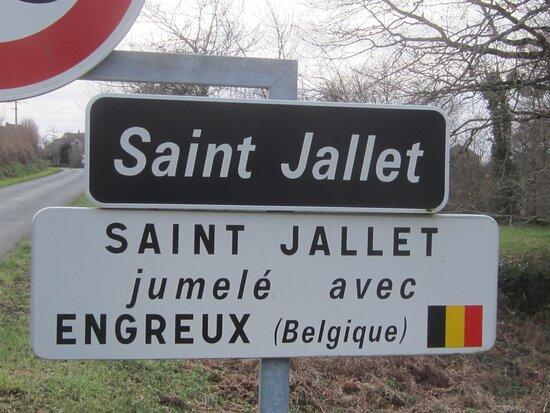 Dolmen de Saint-Jallet