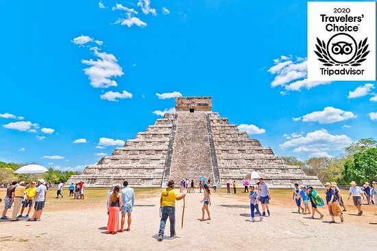 Chichen Itza All-Inclusive...